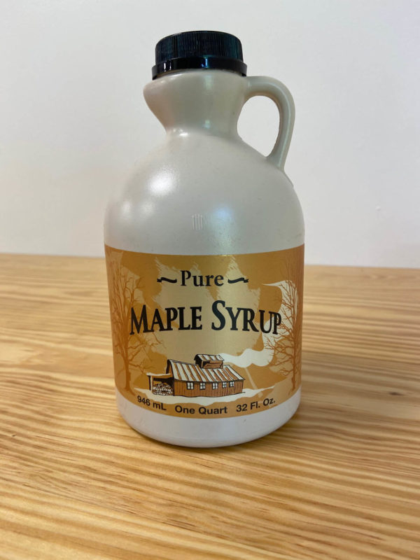 Pure Maple Syrup 32 oz
