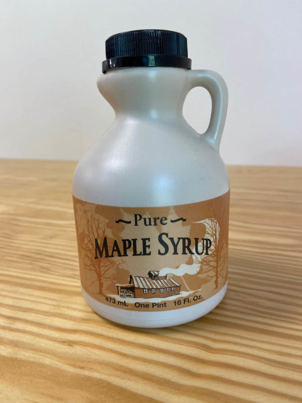 Pure Maple Syrup 16 oz