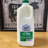 Maplehofe 2% Milk Half Gallon